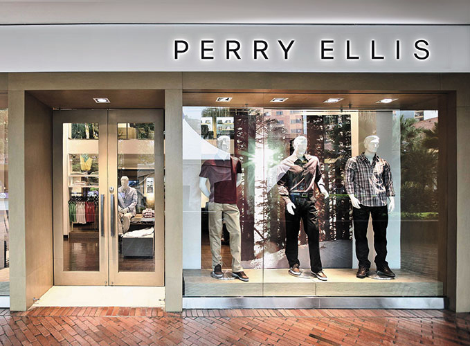 Image result for perry ellis store